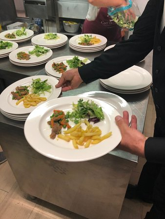 Bastia Umbra, Italia: Le specialità del ristorante