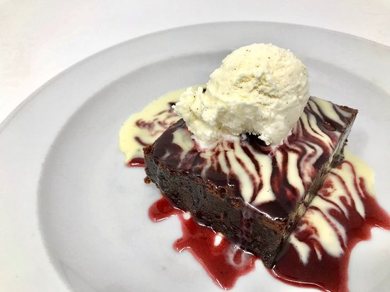 Hunt Valley, MD: Flourless Chocolate Cake