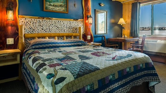 Rice Lake, WI: Room 3 - Fisherman's Hideaway - 1st Floor