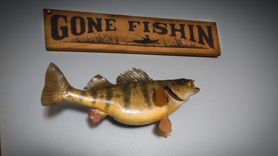 Rice Lake, WI: Room 3 - Fisherman's Hideaway - 1st Floor