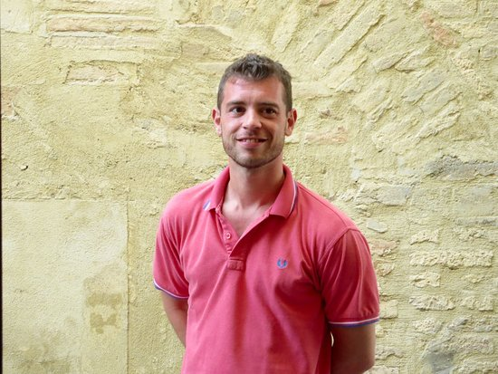 Magione, Italy: Alessandro - our tour director