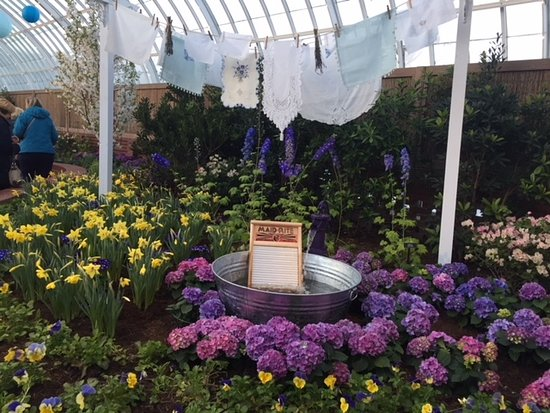 Spring 2018 Flower Show Serpentine Room Picture Of Phipps