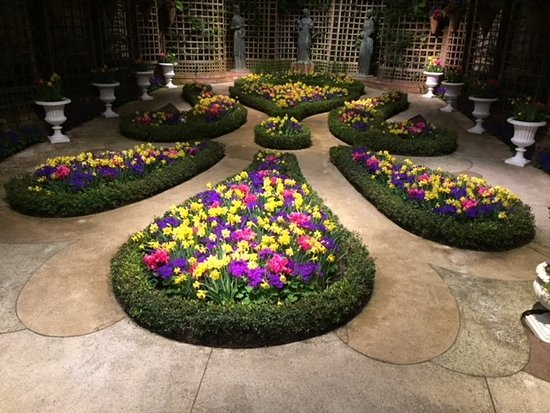 Spring 2018 Flower Show Broderie Room Picture Of Phipps