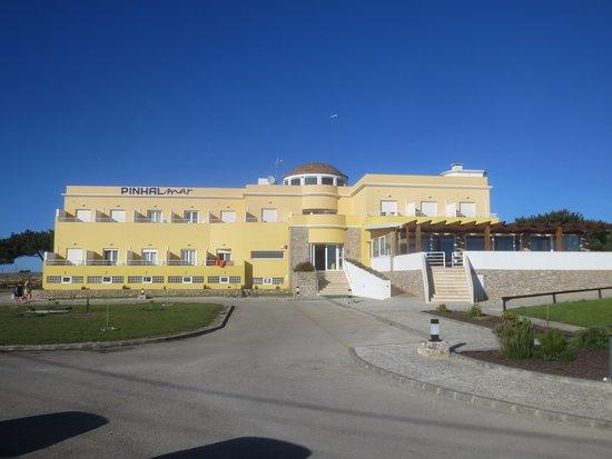 Hotel pinhalmar peniche portugal voir les tarifs 22 for Site pour les hotels