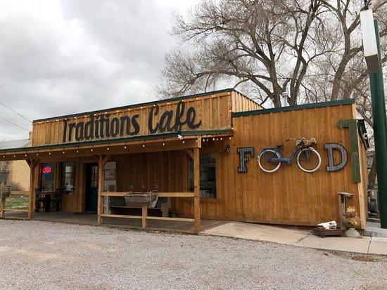 Traditions Cafe in Scipio, Utah