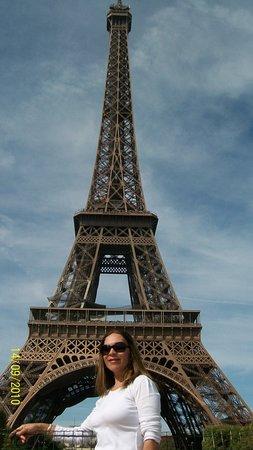 Open Tour Paris : Torre .