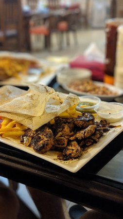 Top 10 restaurants in Dead Sea Region, Jordan