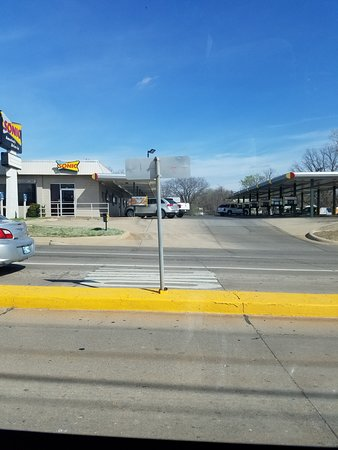 outside for reference picture of sonic drive in ponca city tripadvisor picture of sonic drive in ponca city
