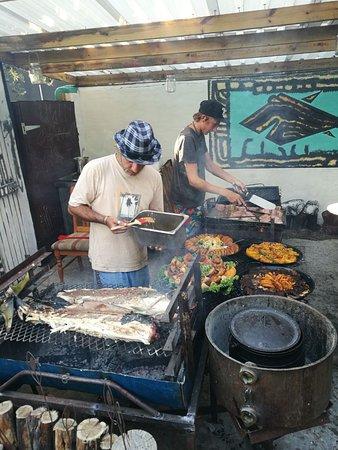 Scarborough, Sudáfrica: Sunday sundowners jazz and fish braai from 5-9pm