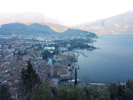The Bastion : Panorama su Riva