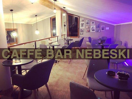 Caffe Bar Nebeski