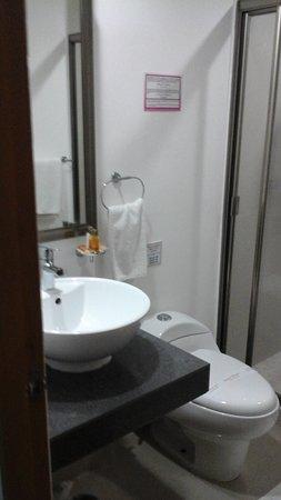 Suites Gaby Hotel: Large & clean