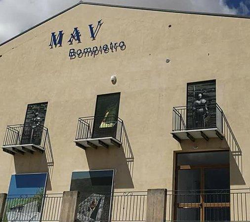 MAV Bompietro - Museo Archeologico Virtuale