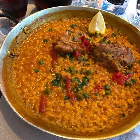 Bon Restaurant Poisson A Barcelone