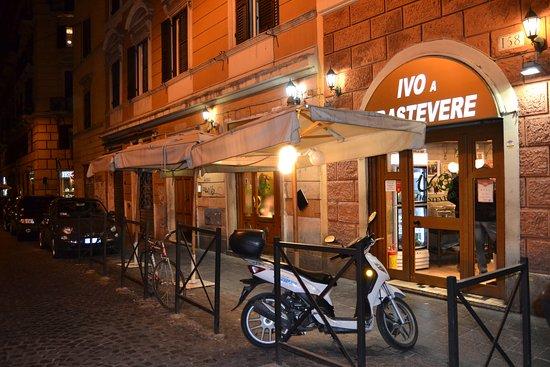Ivo En Trastevere Roma