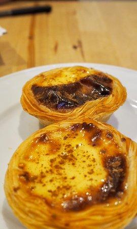 Pasteis De Nata Foto Van Voedsel En Wijnproeftour Door Porto