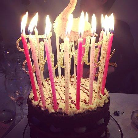 Best cake I've ever tasted!