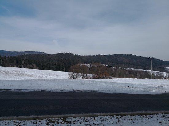 Liberec, République tchèque : Pohled do okolní krajiny