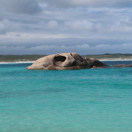 Twilight Bay rock formation