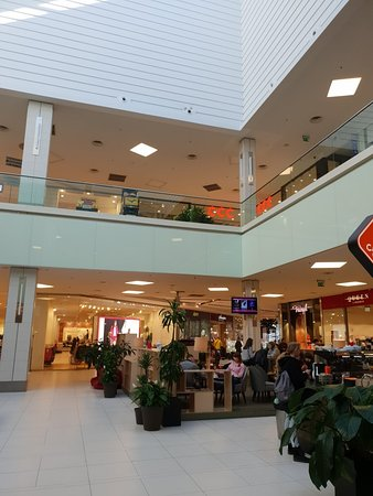 Riga Plaza shopping center