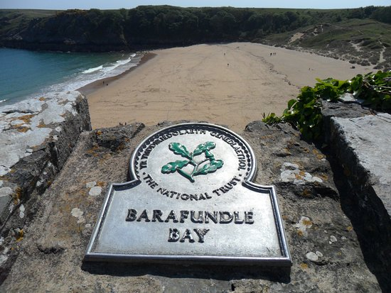 South Wales, UK: Barafundle Bay, Pembrokeshire, Wales: Stunning!