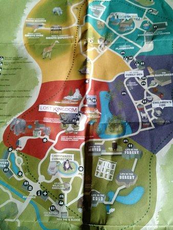 Tulsa Zoo Map Best Image Konpax 2017