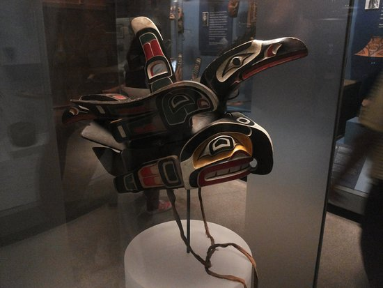 National Museum of the American Indian: arte lignea