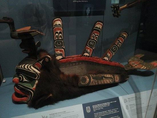 National Museum of the American Indian: arte lignea 2
