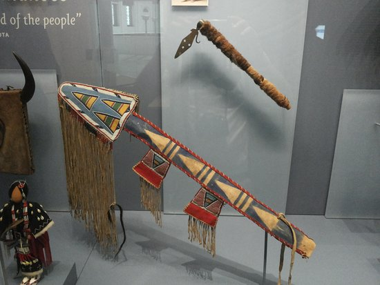 National Museum of the American Indian: armi indiane