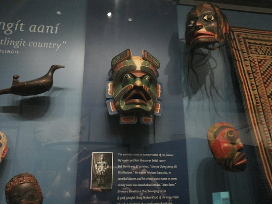 National Museum of the American Indian: maschere