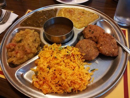 woodlands pure vegetarian indian cuisine lauderhill menu prices rh tripadvisor com