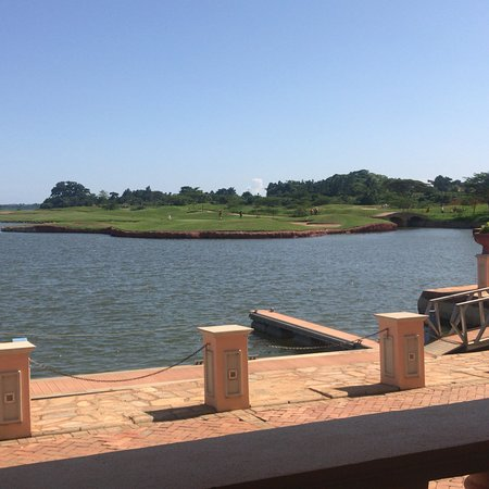 Lake Victoria Serena Golf Resort & Spa : Getting better all the time