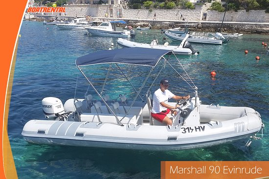 Hvar Island, Croatia: Marshall 90 - Super, adventure RIB Marshall
