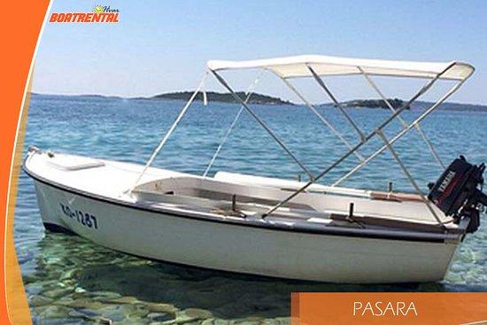 Hvar Island, Croatia: Pasara - Traditional Croatian boat