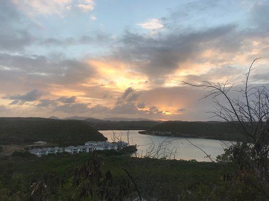 Freetown, Antigua: Sunset