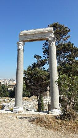 Burg Gibelet: temple romain de Byblos