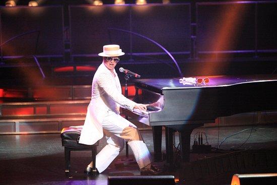 Legends In Concert: Elton John