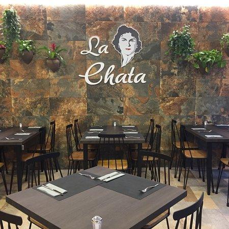 Restaurante La Chata Comida Fusión