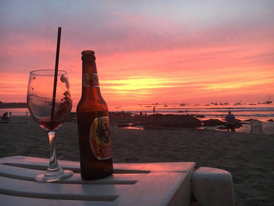 Capitan Suizo Beachfront Boutique Hotel: Does it get any better?