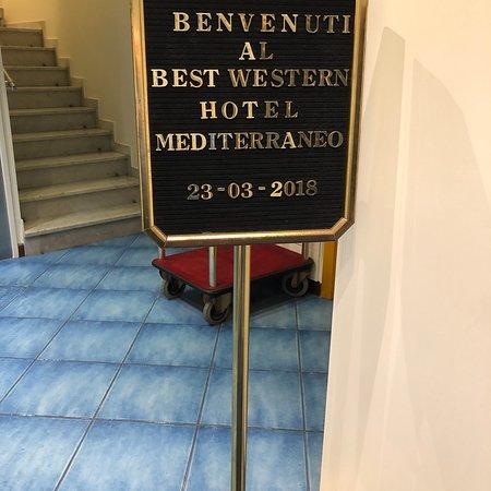 Best Western Hotel Mediterraneo: photo0.jpg
