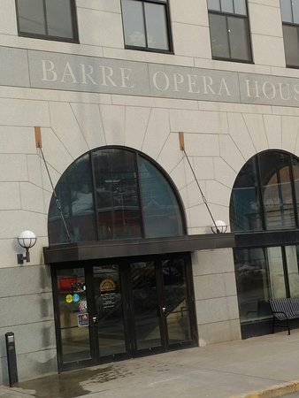 Barre Restaurants