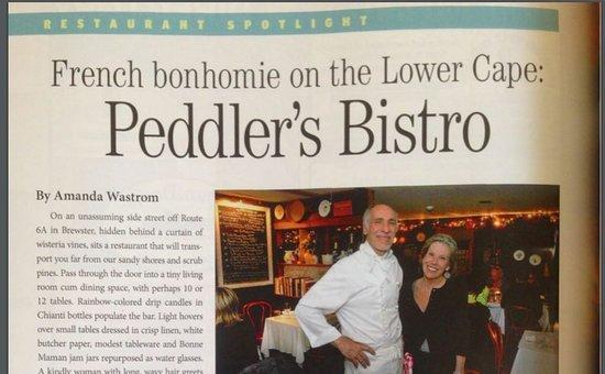 French Restaurants Brewster Ma