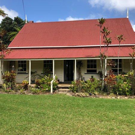 Pitcairn Settlers Village Norfolk Island