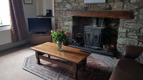 Llanwrtyd Wells, UK: Guest lounge