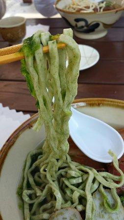 Delicious udon bowls