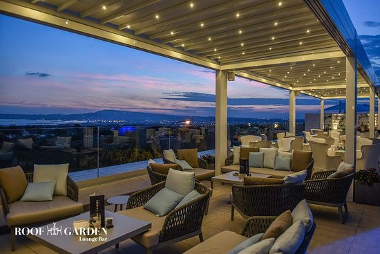 Roof Garden Restaurant Music Events Lounge Bar Picture