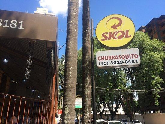 Churrasquito: Buena comida