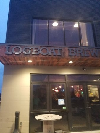 ‪Logboat Brewing Company‬