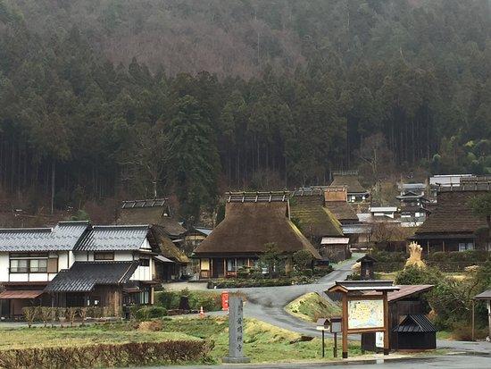 写真美山町自然文化村枚