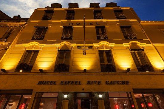 Eiffel Rive Gauche: Exterior